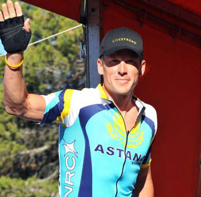 "Foto zu dem Text ""Armstrong: Charme-Offensive in Down Under"""