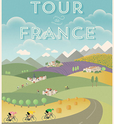 "Foto zu dem Text ""Veerle Pieters: Le Tour des Illustrations"""