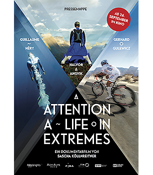 "Foto zu dem Text ""Attention – A Life in Extremes: Leben Helden anders?"""