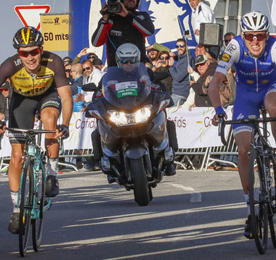 "Foto zu dem Text ""Highlight-Video der 2. Etappe der 43. Volta ao Algarve"""