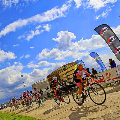 "Foto zu dem Text ""Grand Prix Fliegerhorst: Drei Tage ""all most cycling"""""