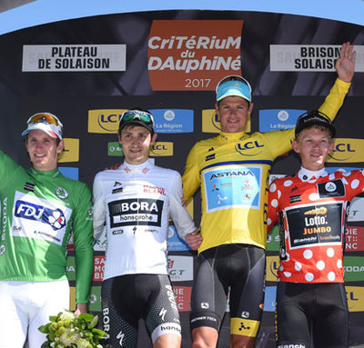 "Foto zu dem Text ""Highlight-Video des 69. Critérium du Dauphiné"""