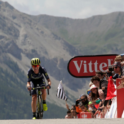 "Foto zu dem Text ""La Course by Le Tour 2018 erneut in den Alpen"""