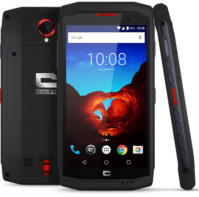 "Foto zu dem Text ""Crosscall: neues Outdoor-Smartphone Trekker-X3"""