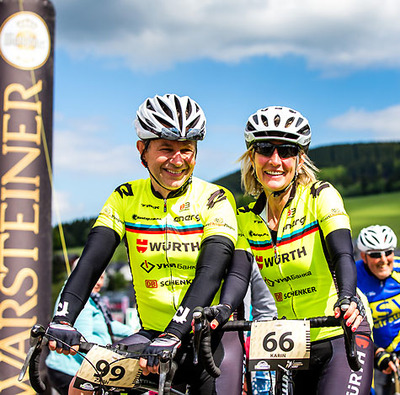 "Foto zu dem Text ""Sauerland-Giro: ""All about Bikes"""""