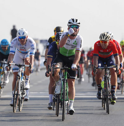 "Foto zu dem Text ""Finale der 3. Etappe der Dubai Tour im Video"""