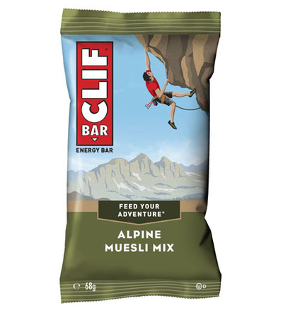 "Foto zu dem Text ""Clif Bar: neuer ""Alpine Muesli Mix"""""