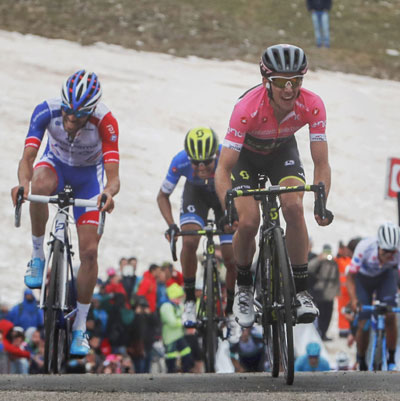 "Foto zu dem Text ""Highlight-Video der 9. Etappe des 101. Giro d´Italia"""