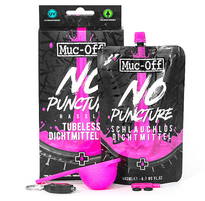 "Foto zu dem Text ""Muc-Off: neues Tubeless-Dichtmittel ""No Puncture Hassle"" """