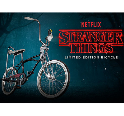 "Foto zu dem Text ""Schwinn: Marketing-Kampagne für ""Stranger Things""-Chopper """
