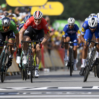 "Foto zu dem Text ""Highlight-Video der 4. Etappe der 105. Tour de France"""