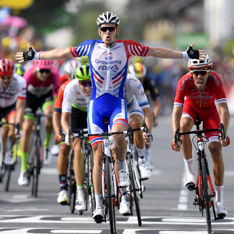 Highlight Video Der 18 Etappe Der Tour De France Radsport Newscom