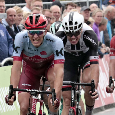 "Foto zu dem Text ""Finale der 1. Etappe der BinckBank Tour im Video"""