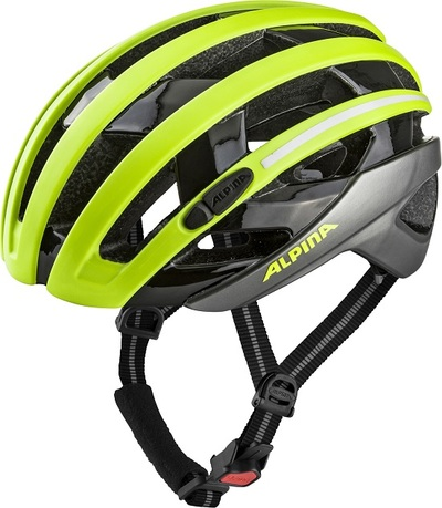 "Foto zu dem Text ""Alpina: neue Helm-Kollektion ""Be Visible"""""