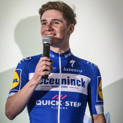 "Foto zu dem Text ""Evenepoel stellt in Calpe die Quick-Step-Topstars in den Schatten"""
