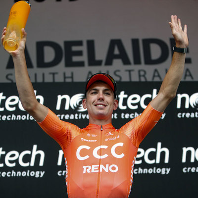 "Foto zu dem Text ""Highlight-Video der 2. Etappe der Tour Down Under"""