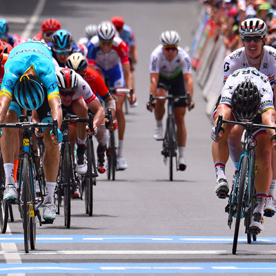 "Foto zu dem Text ""Highlight-Video der 3. Etappe der Tour Down Under"""