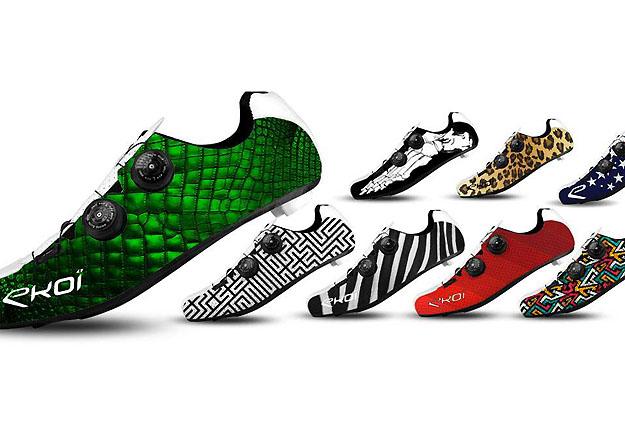 Ekoi: neue R5 Custom Schuhe | radsport