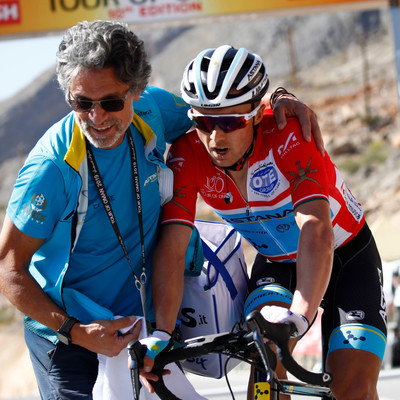 "Foto zu dem Text ""Höhepunkte der 5. Etappe der Tour of Oman im Video"""