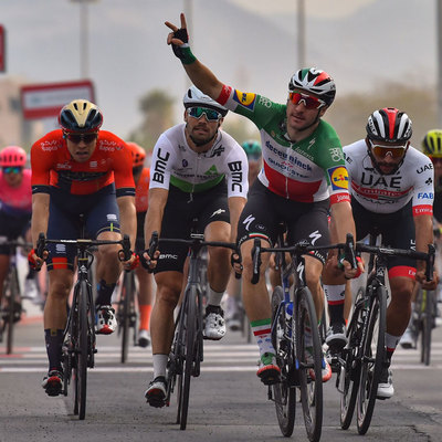 "Foto zu dem Text ""Finale der 5. Etappe der UAE Tour im Video"""