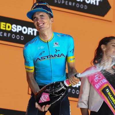 "Foto zu dem Text ""Highlight-Video der 20. Giro-Etappe"""