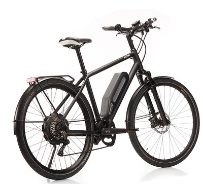 "Foto zu dem Text ""Möve: neues E-Trekking-Bike ""Franklin E-Fly"""""