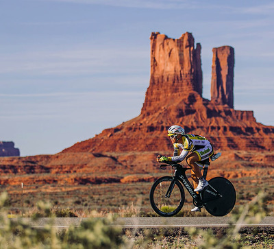 "Foto zu dem Text ""Race Across America: Vom Monument Valley in die Rocky Mountains"""