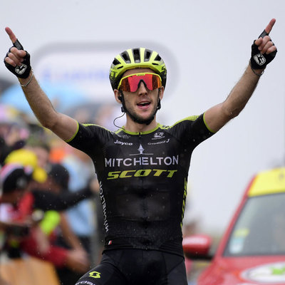 "Foto zu dem Text ""Mitchelton - Scott: Vier Tour-Etappensiege als Saison-Highlights"""
