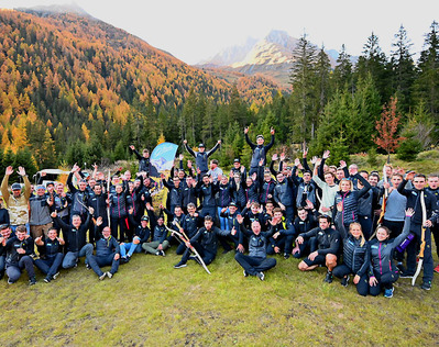 "Foto zu dem Text ""Osttirol: Peter Sagan & Co. im Team-Camp"""