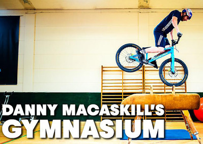 "Foto zu dem Text ""Danny MacAskill: neues Video ""Gymnasium"""""