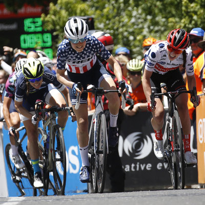 "Foto zu dem Text ""Highlight-Video der 3. Etappe der Women´s Tour Down Under"""
