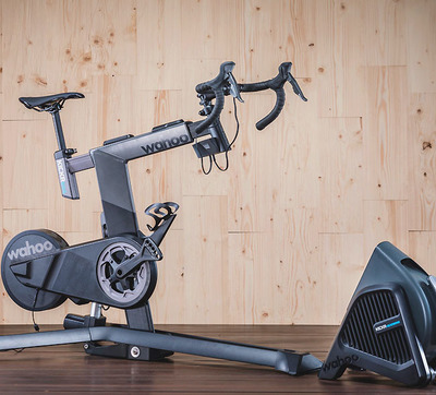 "Foto zu dem Text ""Wahoo Kickr Bike: Neue Evolutionsstufe des Indoor-Trainings"""