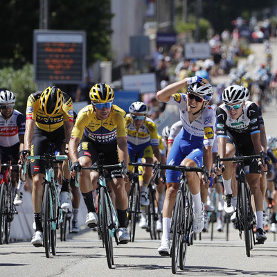"Foto zu dem Text ""Finale der 1. Etappe der Tour de l´Ain im Video"""