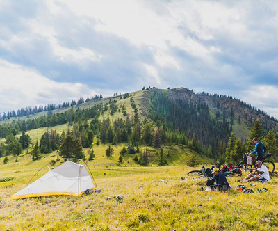 "Foto zu dem Text ""Big Agnes: Neue ""Bikepack-Collection"""""