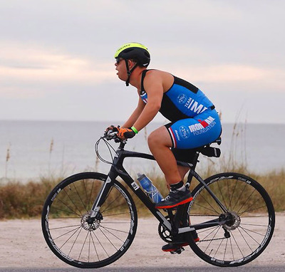 "Foto zu dem Text ""Ironman: Chris Nikic erster Finisher mit Down-Syndrom"""