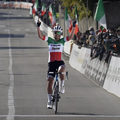 "Foto zu dem Text ""Finale der Trofeo Alfredo Binda im Video"""