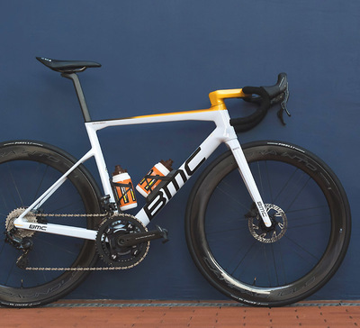 "Foto zu dem Text ""Greg van Avermaets BMC Teammachine SLR01 """