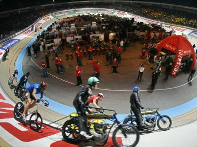 "Foto zu dem Text ""Sixdays in Not – nur Berlin boomt """