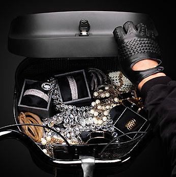 radsport locgear endlich ein verschliessbarer fahrrad korb. Black Bedroom Furniture Sets. Home Design Ideas
