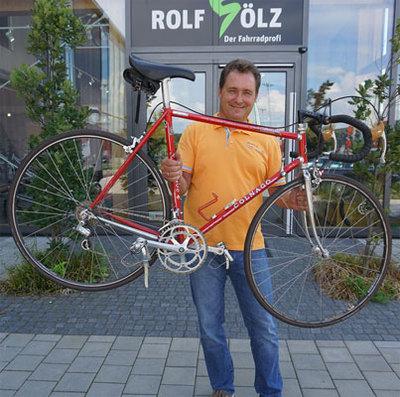 neue Sachen neue niedrigere Preise Keine Verkaufssteuer Rolf Gölz: In seiner Karriere verzichtete er auf viel Geld ...